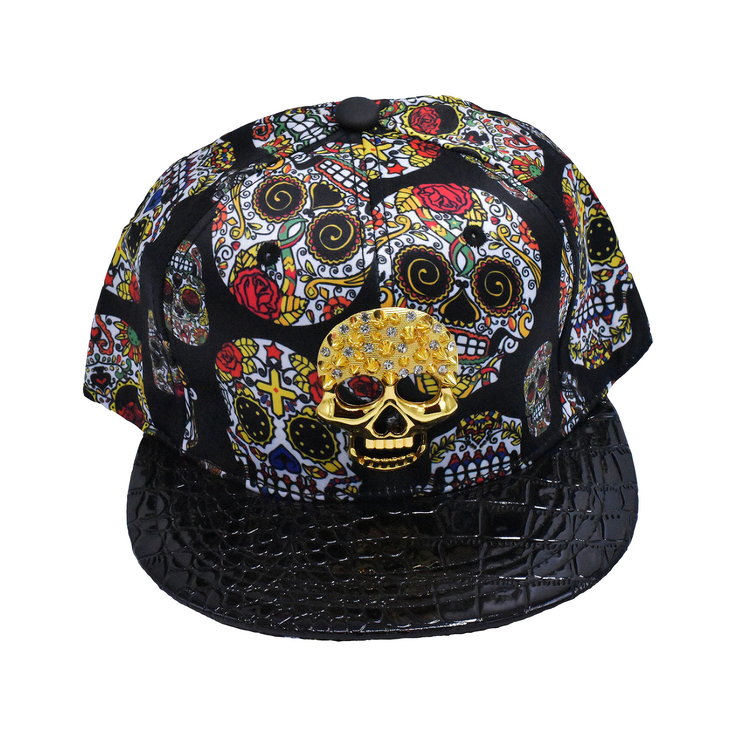 قیمت کلاه کپ طرح اسکلت کد 007
