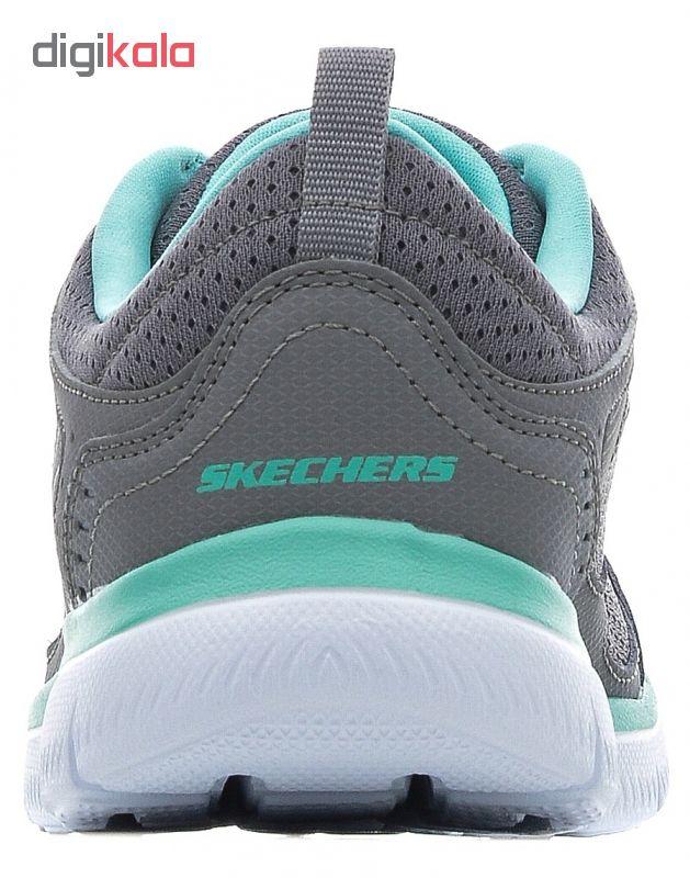 کفش مخصوص پیاده روی زنانه اسکچرز مدل 12982GYTQ