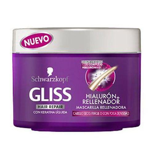 ماسک مو گلیس مدل Hyaluron Hairfiller حجم 200 میلی لیتر