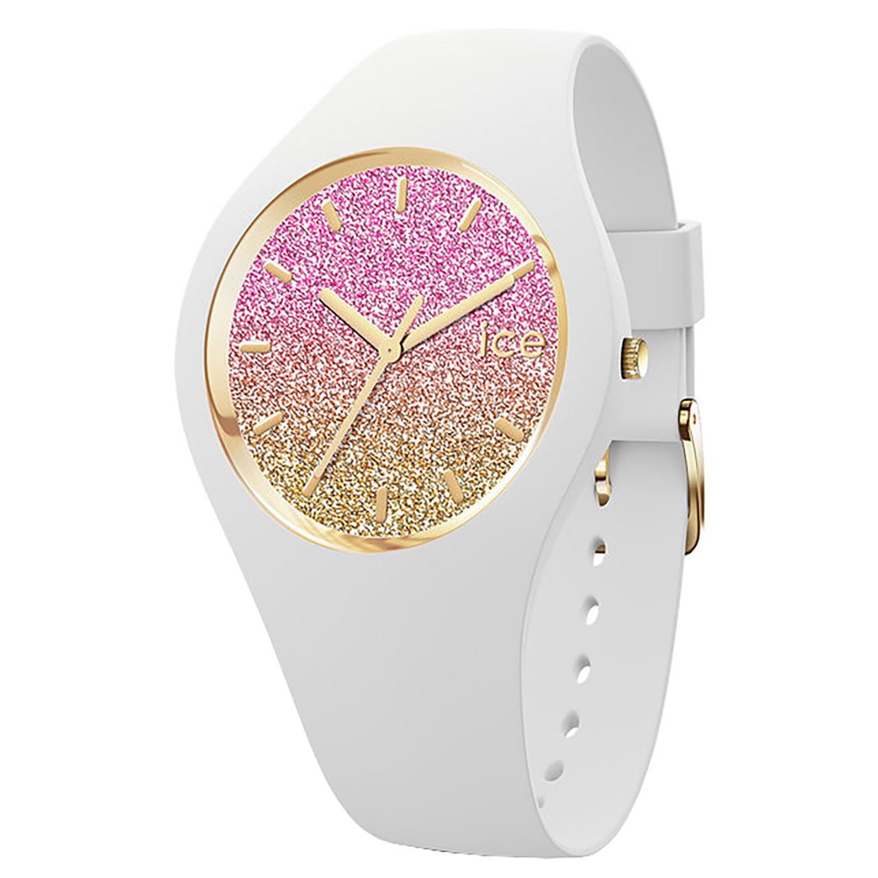ساعت مچی عقربه ای زنانه آیس واچ مدل LO-MANGO-SMALL-3H