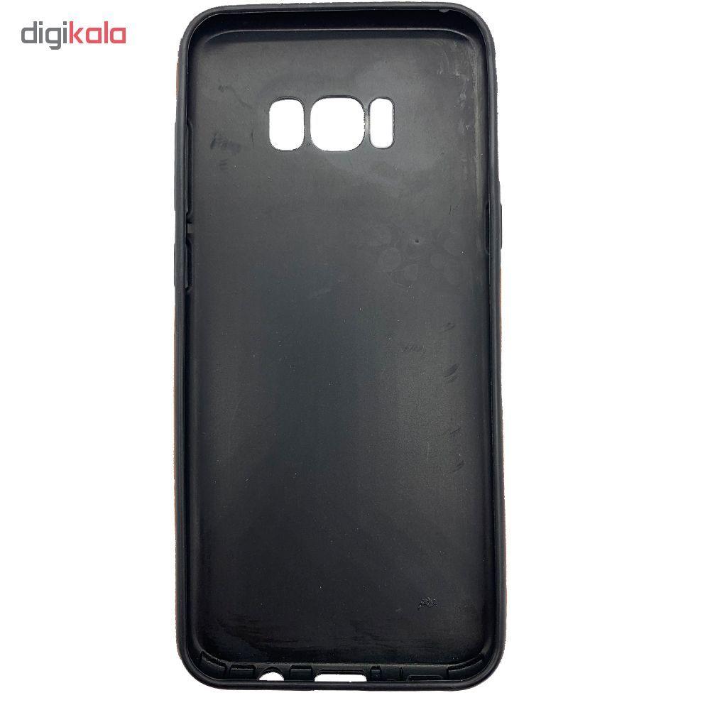 کاور مدل BRZ08 مناسب برای گوشی موبایل سامسونگ Galaxy S8 main 1 3