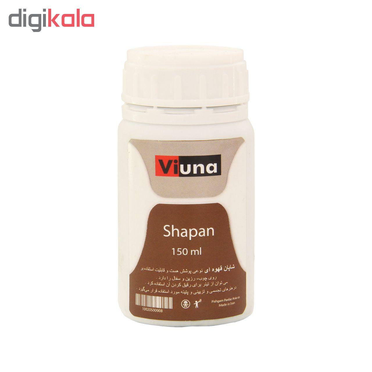 شاپان ویونا مدل Shapan150 حجم 150 میلی لیتر