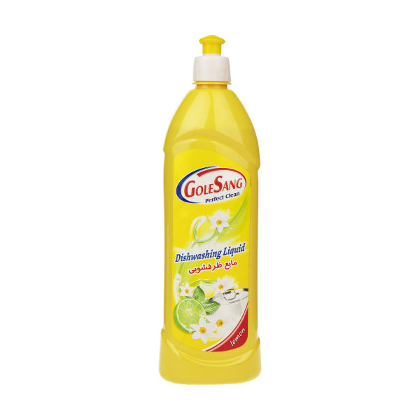 مایع ظرفشویی گل سنگ مدل Lemon مقدار 750 میلی لیتر
