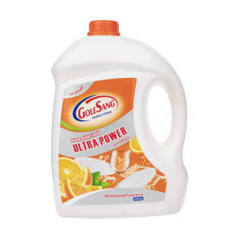 مایع ظرفشویی گل سنگ مدل Orange مقدار 3500 میلی لیتر