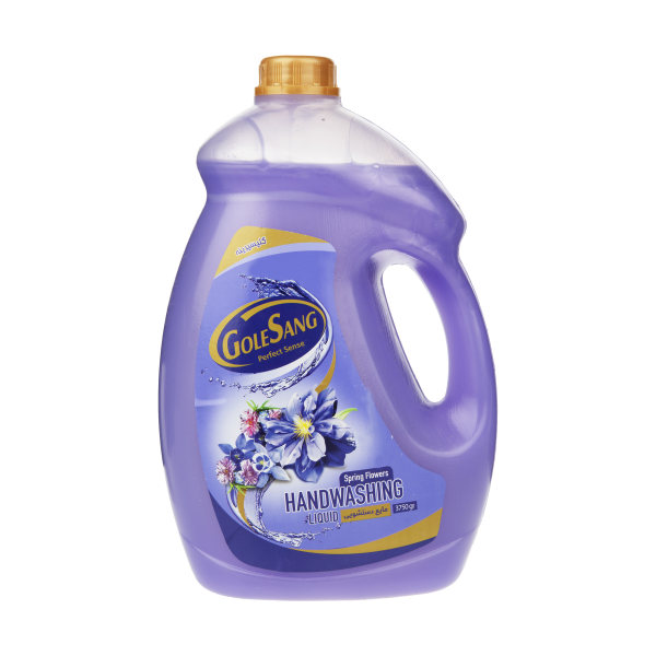 مایع دستشویی گل سنگ مدل Purple مقدار 3750 گرم