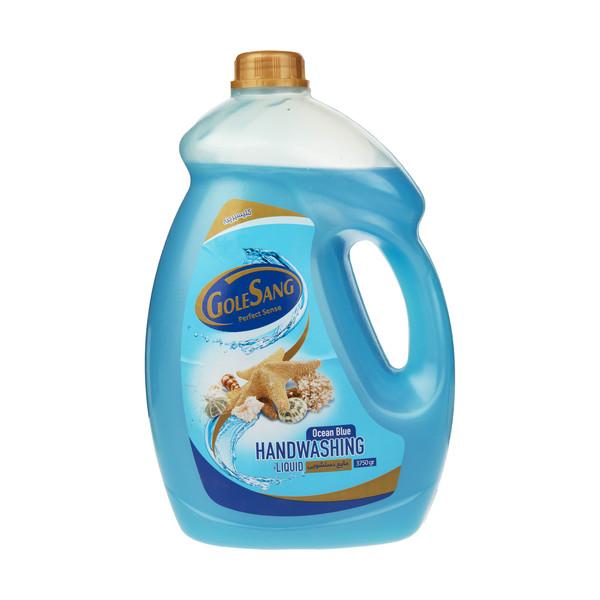 مایع دستشویی گل سنگ مدل Blue مقدار 3750 گرم