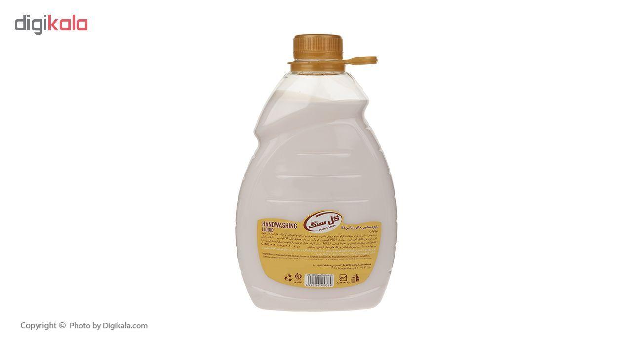 مایع دستشویی گل سنگ مدل Almond مقدار 2000 میلی لیتر main 1 2