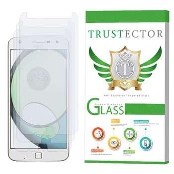محافظ صفحه نمایش تراستکتور مدل GLS مناسب برای گوشی موبایل موتورولا Moto Z Play بسته 3 عددی