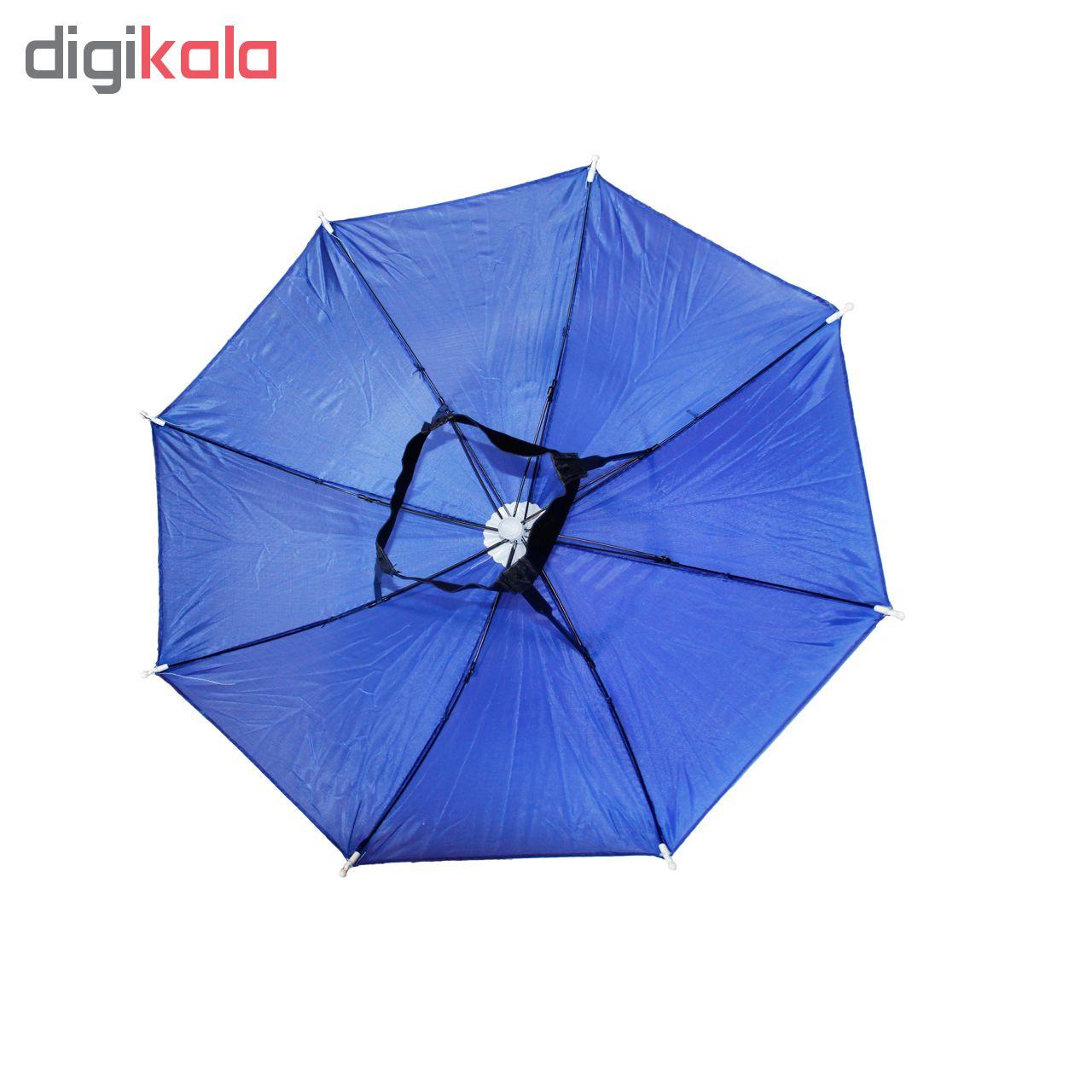 کلاه طرح چتر کد 001