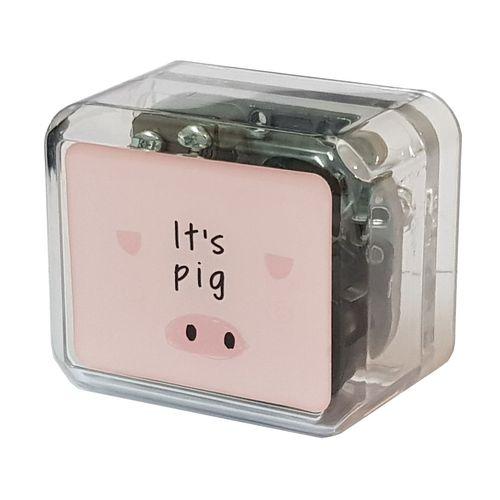 جعبه موزیکال مدل pig ملودی Happy Birthday