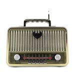 رادیو مدل MD-1908BT