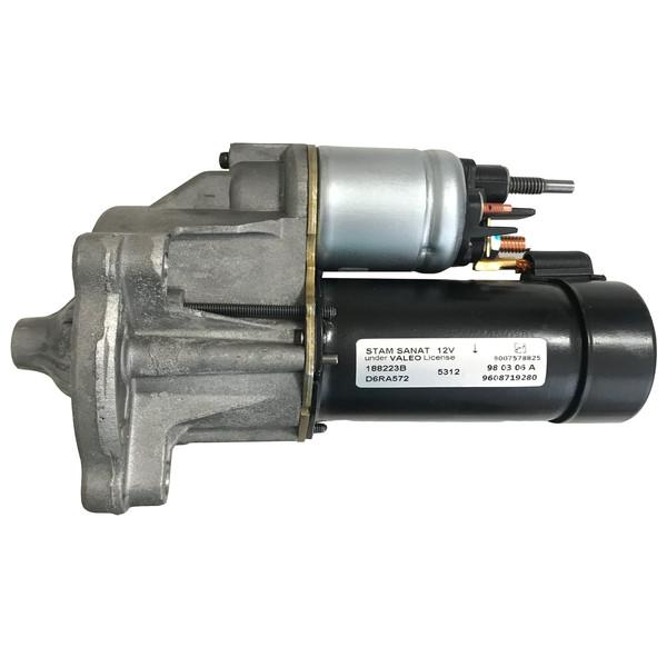 استارت عظام مدل D6RA مناسب برای پژو 206