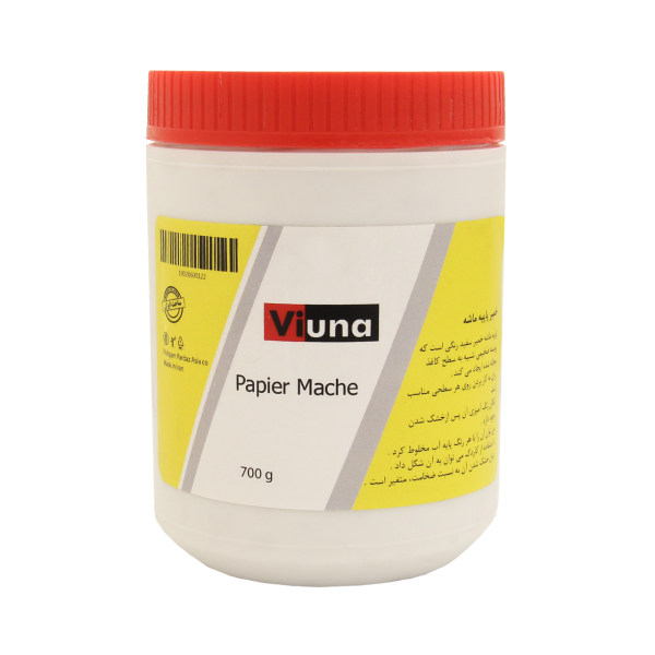 خمیر کاغذ پاپیه ماشه ویونا مدل PM700 وزن 700گرم