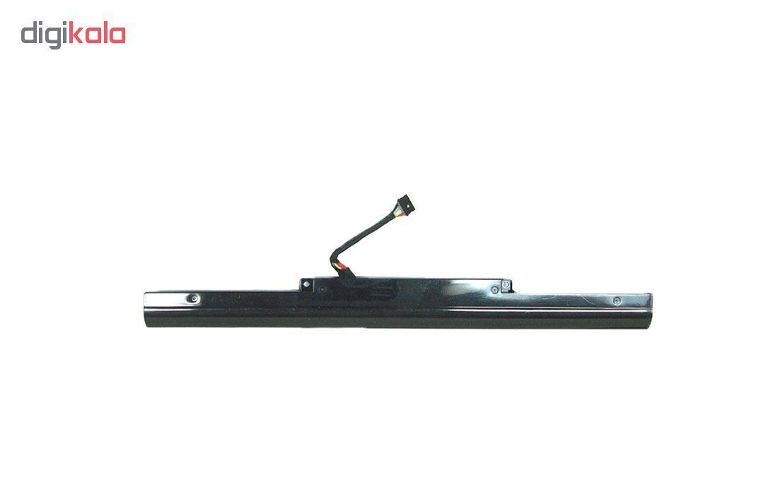 باتری لپ تاپ 4 سلولی مدل L14S4E01 مناسب برای لپ تاپ لنوو IdeaPad Z5170 main 1 1
