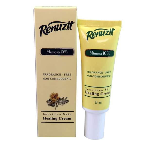 کرم ترمیم کننده پوست رینوزیت مدل Mimosa حجم 25 میلی لیتر