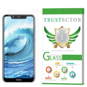محافظ صفحه نمایش تراستکتور مدل GLS مناسب برای گوشی موبایل نوکیا 5.1 Plus