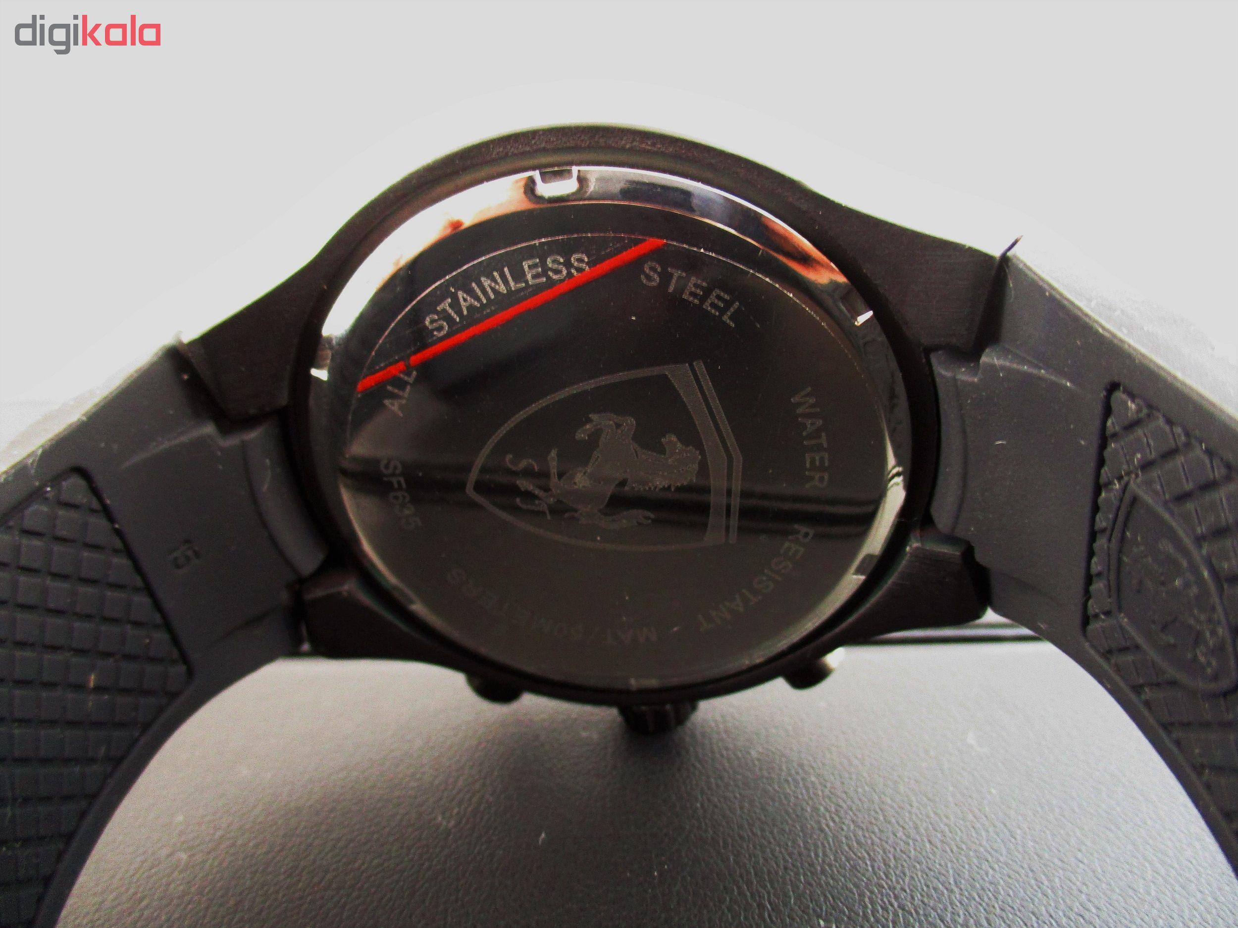 ساعت مچی عقربه ای مردانه مدل FER 01