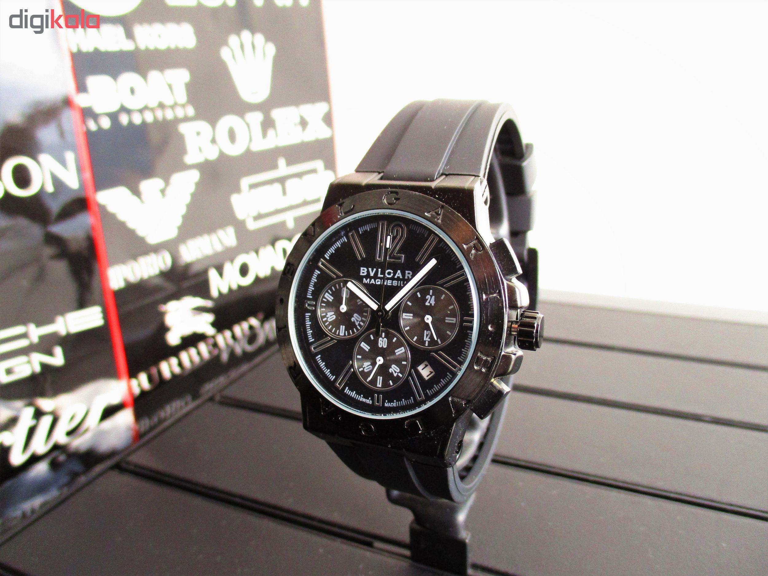 ساعت مچی عقربه ای مردانه مدل BVL 01