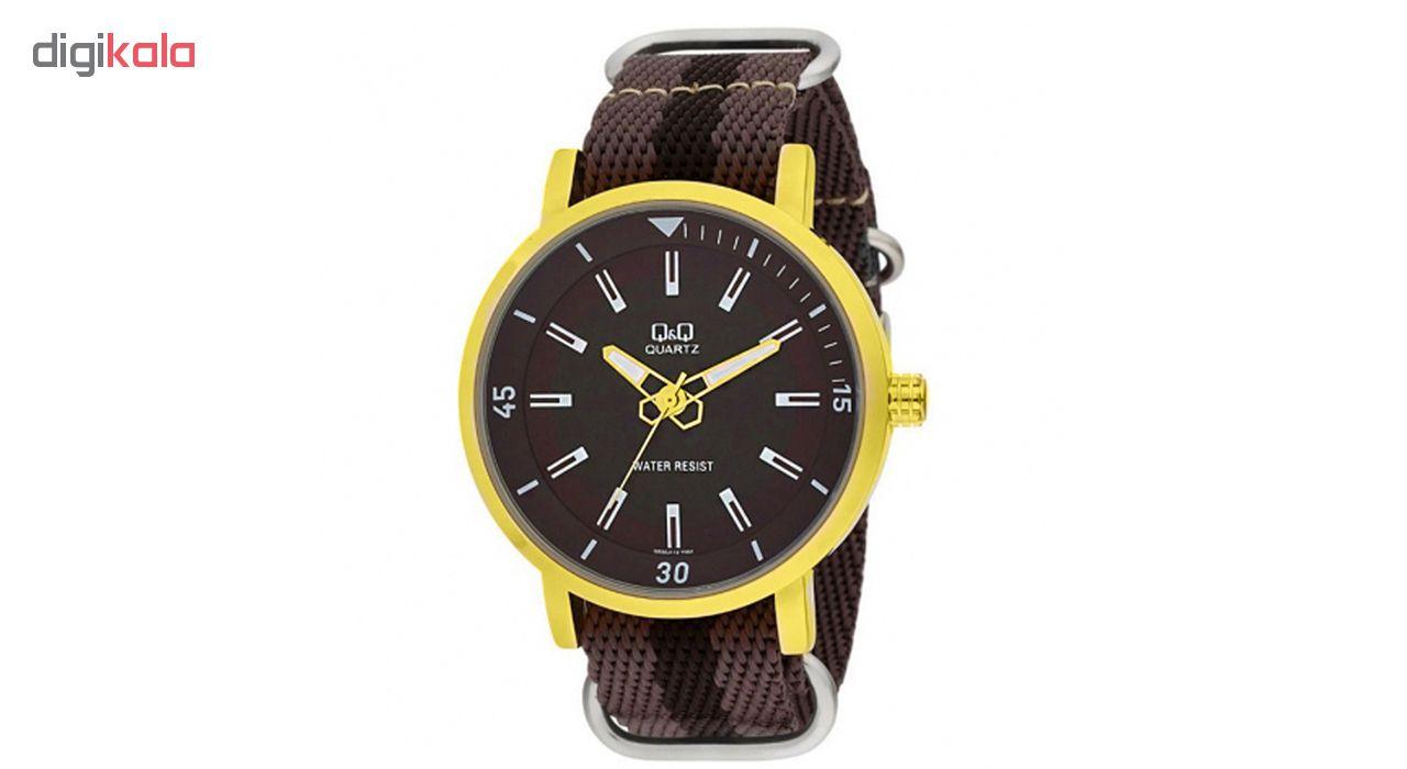 ساعت مچی عقربه ای مردانه کیو اند کیو مدل q892j112y