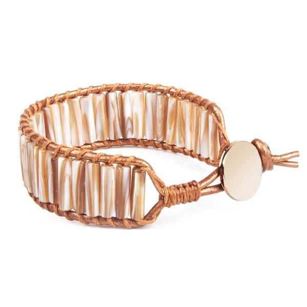دستبند زنانه ریسه گالری کد Ri3-S1127