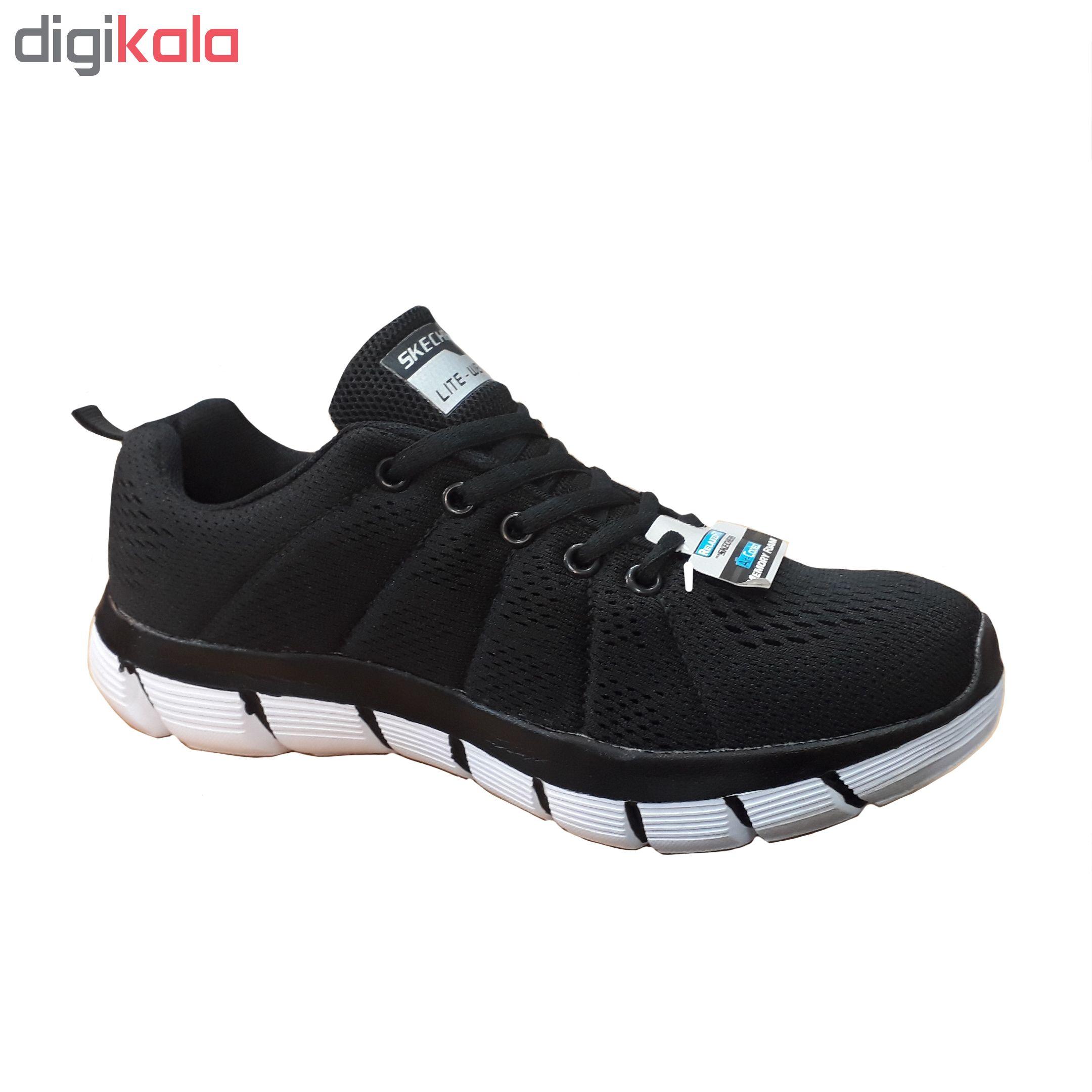 کفش مخصوص پیاده روی زنانه اسکچرز مدل Skech flex