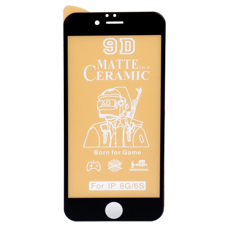 محافظ صفحه نمایش سرامیکی مدل YGL-S مناسب برای گوشی موبایل اپل IPHONE 6G/6S