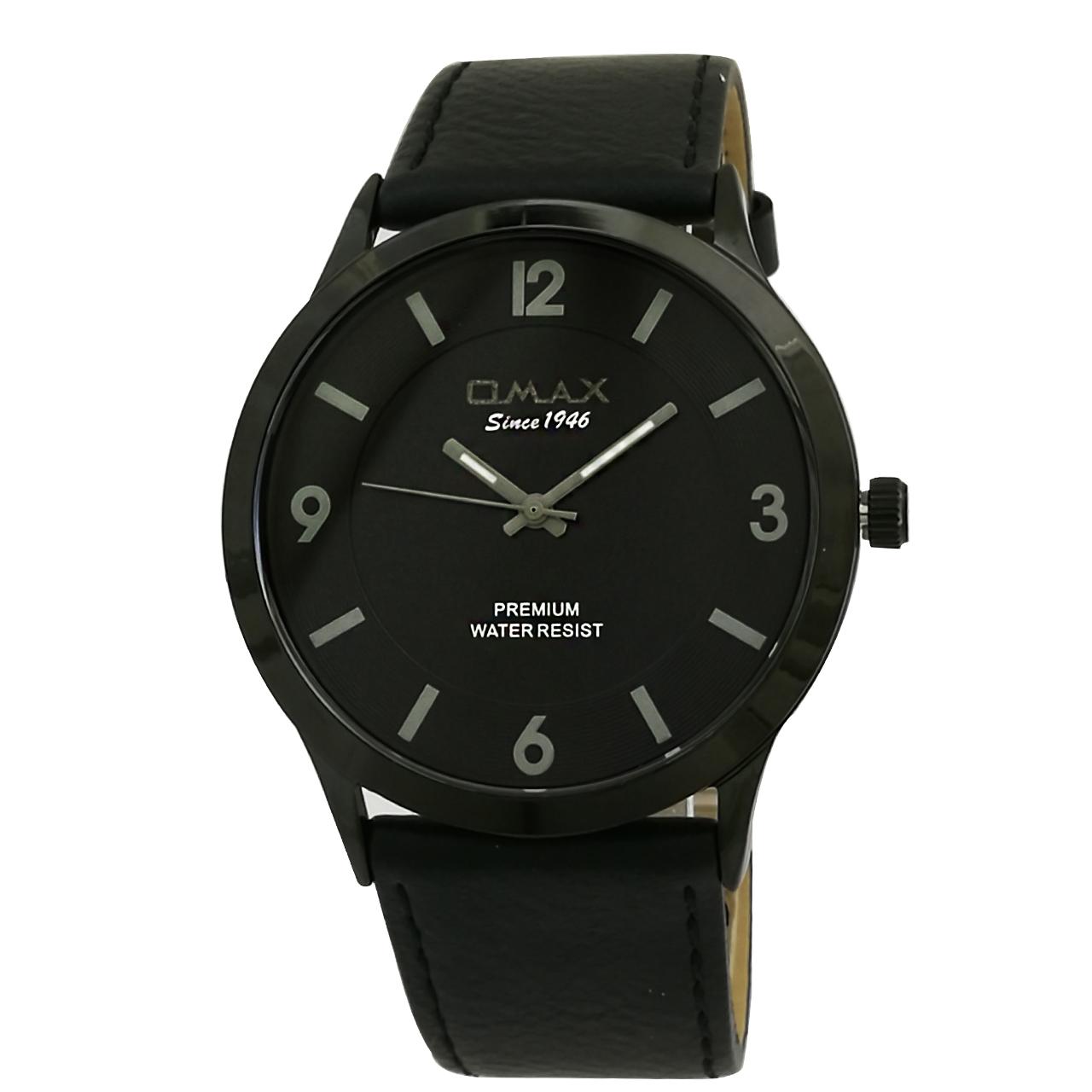 ساعت مچی عقربه ای مردانه اوماکس مدل w001m22