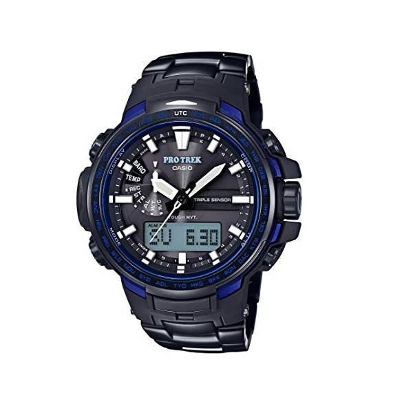 ساعت مچی عقربه ای مردانه کاسیو  مدل PRW-6100YT-1BDR