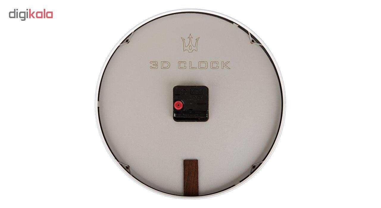 ساعت دیواری مینی مال لاکچری مدل 35Dio3_0103 main 1 2