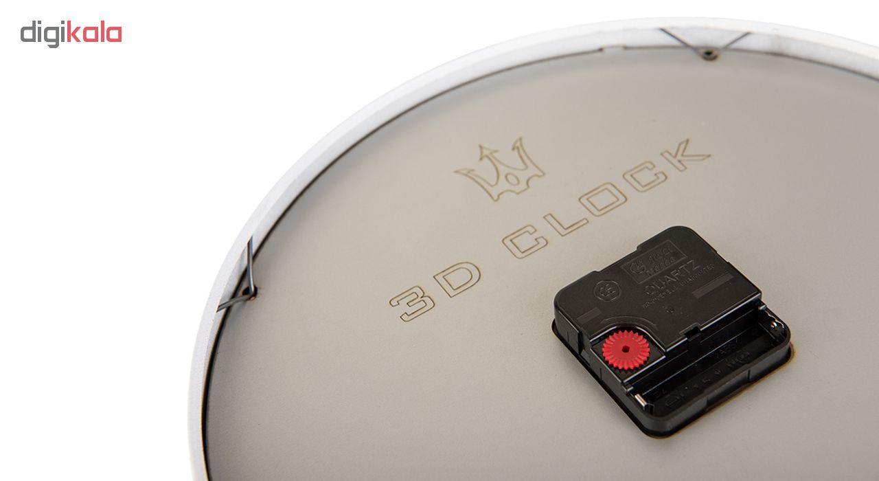 ساعت دیواری مینی مال لاکچری مدل 35Dio3_0103 main 1 3