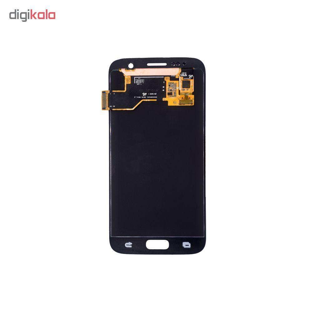 صفحه نمایش سامسونگ مدل G930 مناسب برای گوشی موبایل سامسونگ Galaxy S7 main 1 2