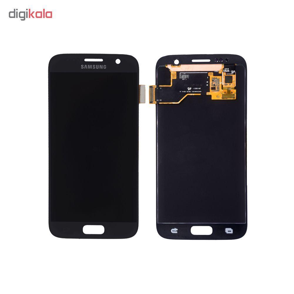صفحه نمایش سامسونگ مدل G930 مناسب برای گوشی موبایل سامسونگ Galaxy S7 main 1 1