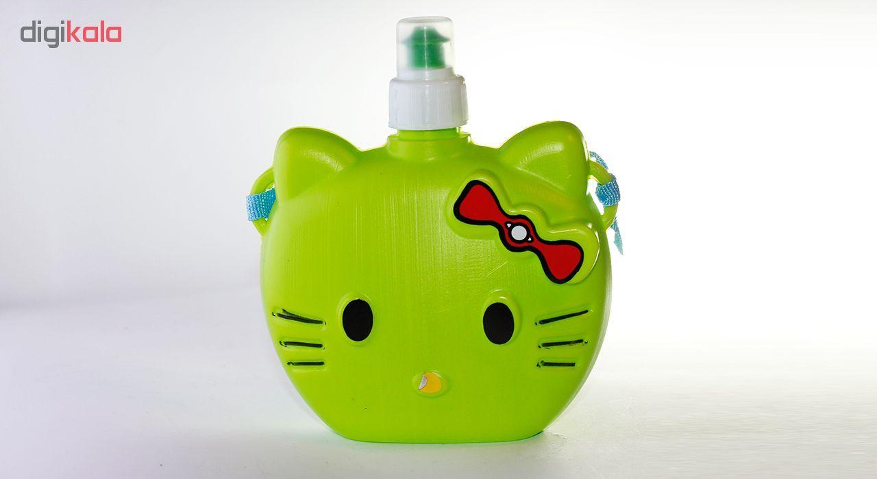 قمقمه کودک مدل Kitty طرفیت 0.5 لیتر main 1 2