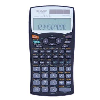 ماشین حساب شارپ مدل EL-506W