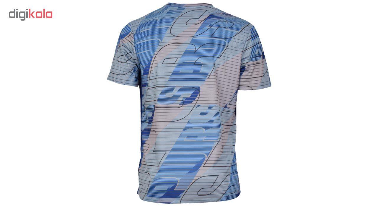 تیشرت ورزشی مردانه طرح تاتنهام کد Training1920 رنگ آبی