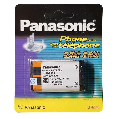 باتری تلفن بی سیم  مدل HHR-P104/9