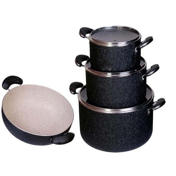 سرویس پخت و پز ۷ پارچه مدل k10