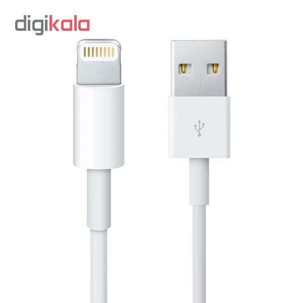 کابل تبدیل USB به لایتنینگ مدل MA201  طول 1 متر main 1 1