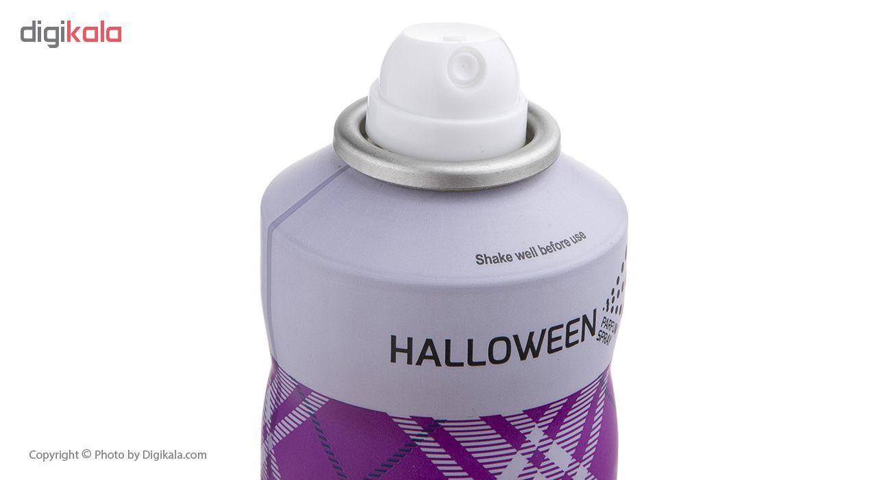 اسپری خوشبو کننده بدن زنانه لمسر مدل Halloween حجم 200 میلی لیتر main 1 3