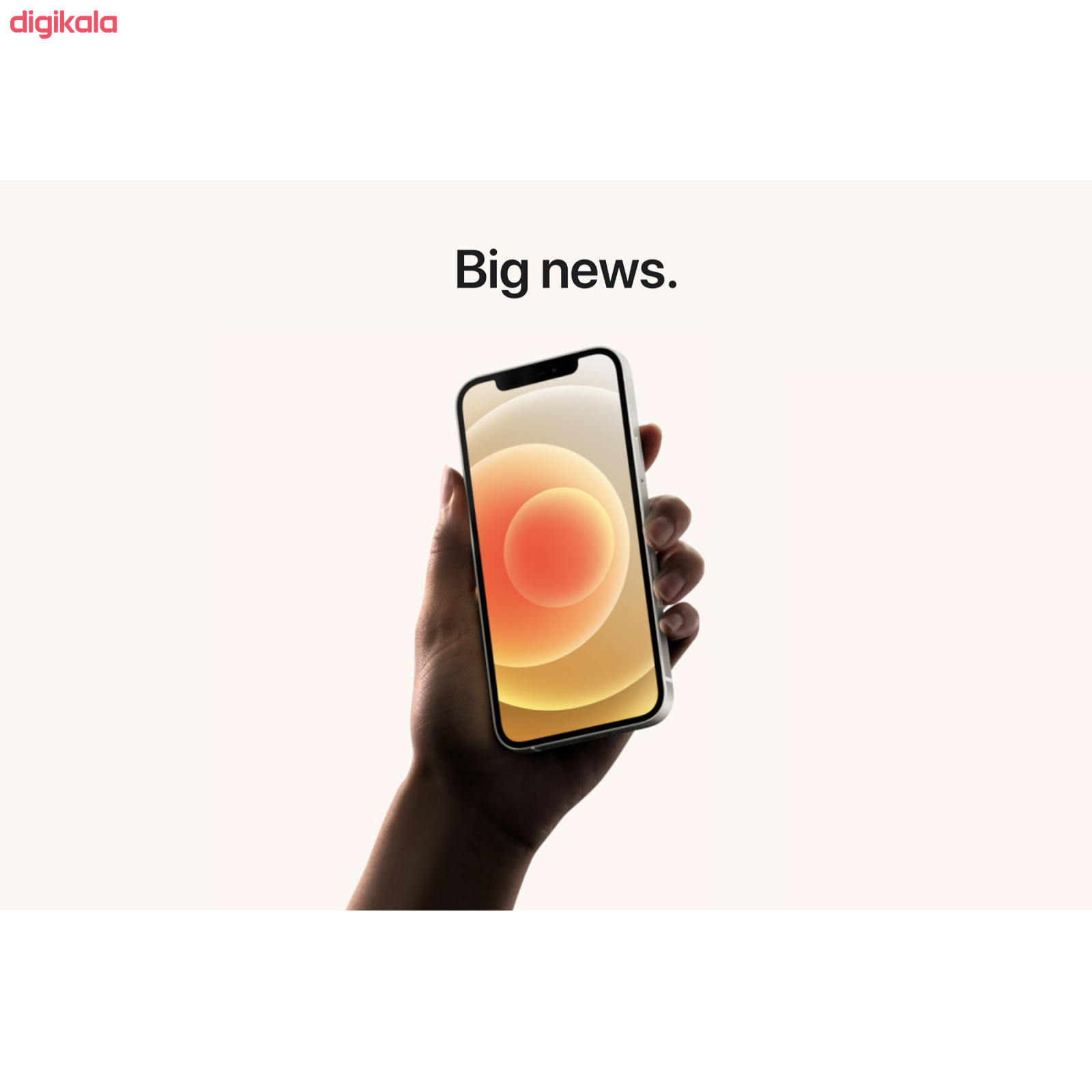 گوشی موبایل اپل مدل iPhone 12 A2404 دو سیم کارت ظرفیت 128 گیگابایت  main 1 15