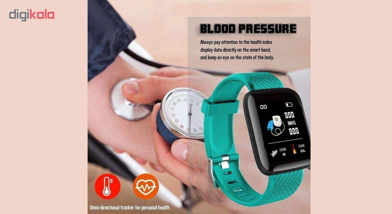مچ بند هوشمند مدل Sustained Heart Rate main 1 3