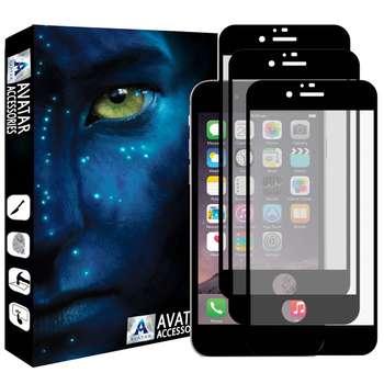 محافظ صفحه نمایش آواتار مدل I6SPLUS-3 مناسب برای گوشی موبایل اپل iPhone 6s plus بسته سه عددی