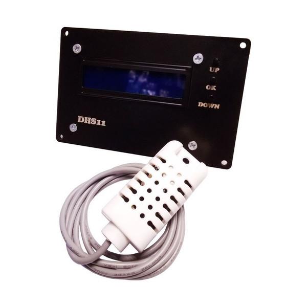 کنترلر دما و رطوبت مدل DHS11