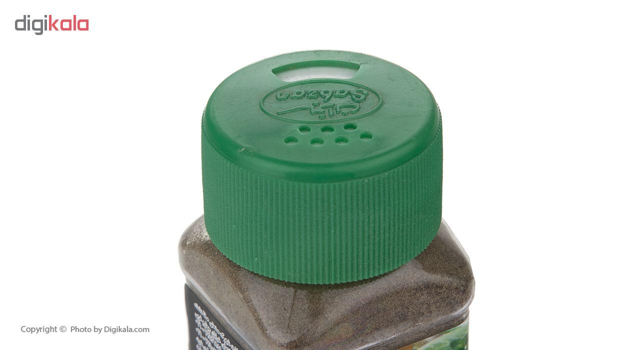 فلفل سیاه سبزان وزن 70 گرم