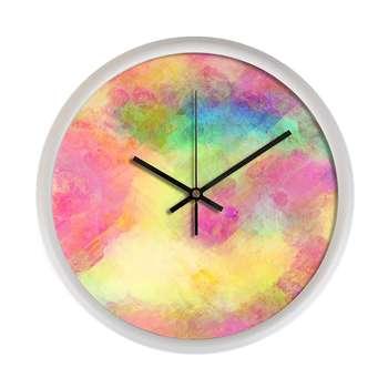 ساعت دیواری مینی مال لاکچری مدل 35Dio3_0124