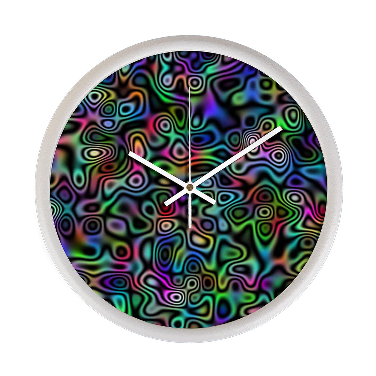 ساعت دیواری مینی مال لاکچری مدل 35Dio3_0120