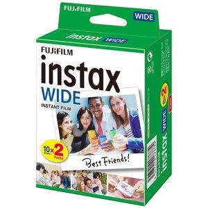 فیلم مخصوص دوربین فوجی فیلم مدل Instax Wide 2x10