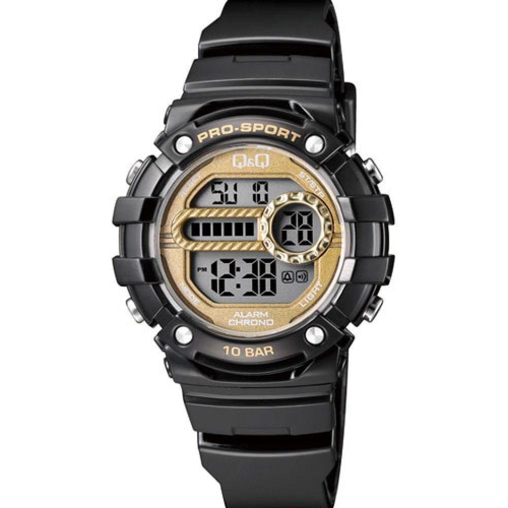 ساعت مچی دیجیتال پسرانه کیو اند کیو مدل M154J007Y