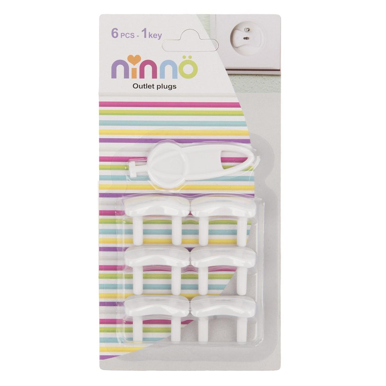 خرید                     محافظ پریز نینو مدل 7453 بسته 6 عددی