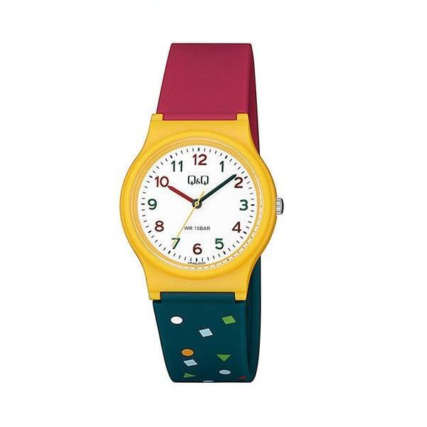 ساعت مچی عقربه ای زنانه کیو اند کیو مدل VP46J050Y